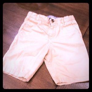 Boys H & M Khaki Shorts